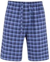 Derek Rose Men's Ranga 15 Shorts Blue