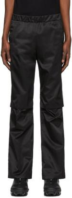 Spencer Badu Black B-Boy Lounge Pants