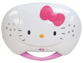 License Hello Kitty CD Karaoke System/CD Player with AC Adapter - Pink/White (KT2003CA)