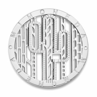 Mi Moneda Women Coin Pendant CACT-01-L