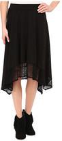 Roper 0231 Poly Slub Jersey Skirt