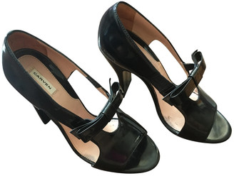 Carven Black Patent leather Heels