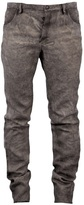Label Under Construction used military tent trouser