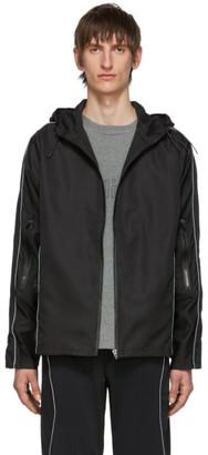 all in Black K11 Jacket