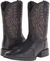 Ariat Sport Western Wide Square Toe Cowboy Boots