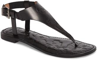 Seychelles Laxmi Embossed Sandal