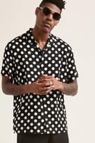 21men 21 MEN Polka Dot Shirt