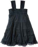 Mimi & Maggie Romantic Roses Dress (Toddler & Little Girls)