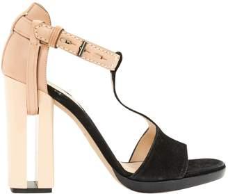 Reed Krakoff Pink Leather Heels