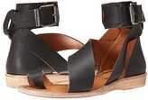 Free People Vale Boot Sandal (Black) Women's Shoes