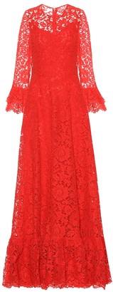 Valentino Lace gown
