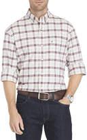 Izod Long Sleeve Button-Front Shirt