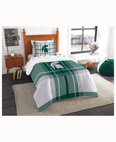 Northwest Company Michigan State Spartans 5-Piece Twin Bed Set