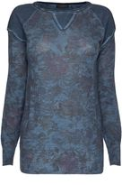 House of Fraser James Lakeland Insert Shoulder Jumper