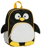 "Rockland 12.5"" Junior My First Backpack - Penguin"