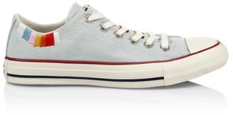 Converse Self Expression Chuck Taylor All Star Embroidered Canvas Low-Top Sneakers