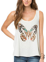 O'Neill Butterfly Kiss Graphic Tank Top