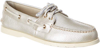 Sperry Conway Leather Boat Shoe