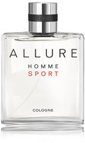 Chanel ALLURE HOMME SPORT Cologne Spray, 3.4 oz./ 100 mL