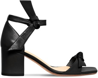 Alexandre Birman 60mm Leather Sandals