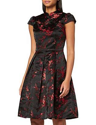 Joe Browns Women's Satin Blossom Dress Party,(Size:)