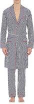 Sleepy Jones Men's Striped Adams Robe