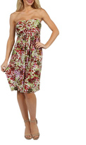 24/7 Comfort Apparel Apparel Gazebo Dress