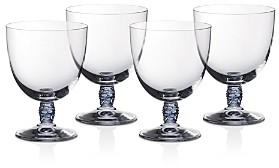 Villeroy & Boch Montauk Red Wine Glasses, Set of 4