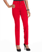 Style&Co. Jeans, Straight-Leg Colored