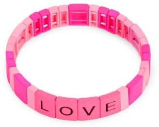 Bari Lynn Girl's Love Bracelet
