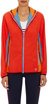 Tory Sport Women's Tech-Chiffon Windbreaker
