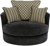 Very Modena Fabric Swivel Chair