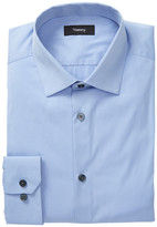 Theory Dover Long Sleeve Button Down Shirt