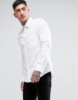 Boss Orange By Hugo Boss Classy Slim Fit Shirt White
