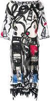 Tsumori Chisato embroidered shift dress