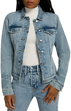 Good American Committed to Fit Denim Jacket