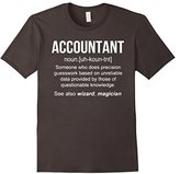 Accountant Noun Definition - Accountant Meaning T-Shirt