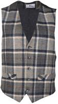 Rota Checkered Vest