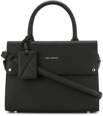 Karl Lagerfeld Paris K/Ikon small tote