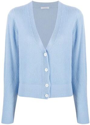 Malo Ribbed-Knit Cardigan