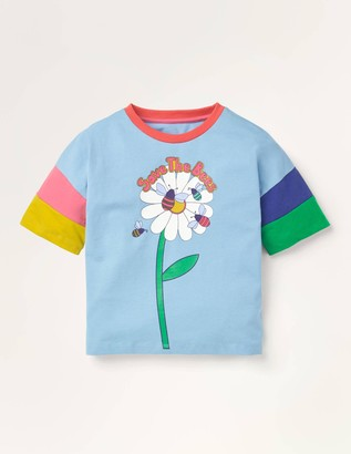 Rainbow Sleeve T-shirt
