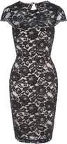 Jane Norman Scallop Lace Bodycon Dress