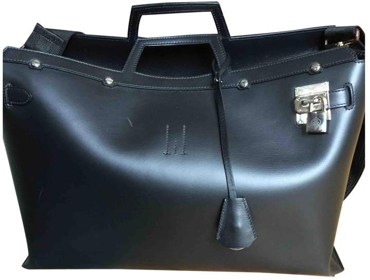 Golden Goose Leather tote