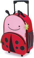 Skip Hop Zoo Little Kid & Toddler Rolling Luggage, Livie