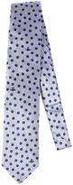 Vivienne Westwood 8.5cm Polka Dot Printed Silk Satin Tie