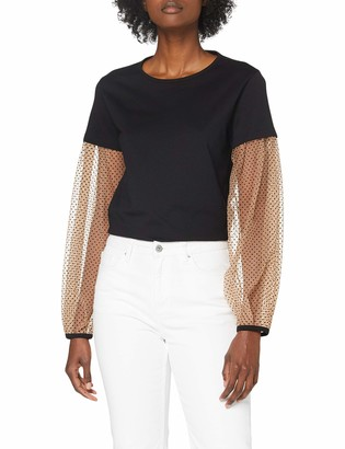 Sisley Women's T-Shirt L/S