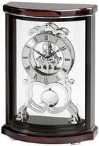 Bulova Wentworth Wood Pendulum Mantel Clock