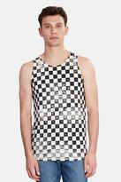 Jungmaven Checkerboard Tank Top
