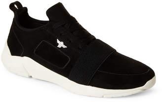 Creative Recreation Black Wade Low-Top Sneakers