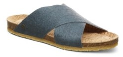 BearPaw Women's Pina Vegan Flat Sandals Women's Shoes